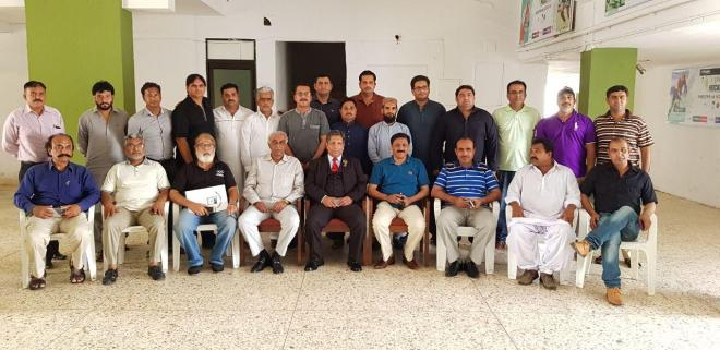 Punjab and Sindh Hockey Association's Office Bearers Elected