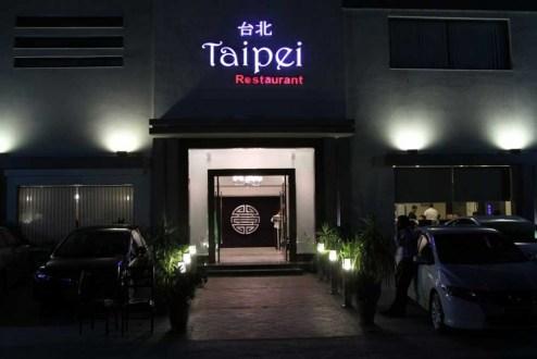 PFA sealed Taipi restaurant ,Tuscany Restaurant and Gourmet foods