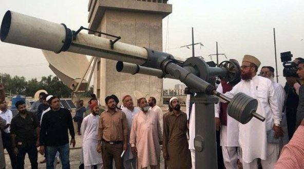 Ramzan moon sighted tomorrow will be first ramzan