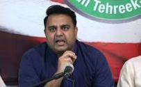 NAB has nothing against PTI : Fawad Ch