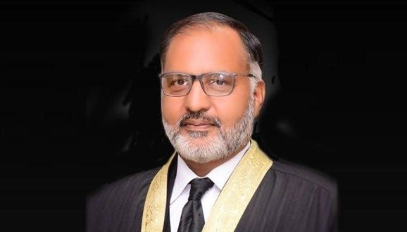 Justice Shokat Aziz Sidiqi removed