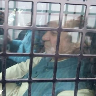 Nawaz Sharif brought to court first time after arrest