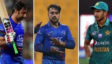 Hasan Ali , Asghar Afghan and Rashid Khan fined over breach of ICC code