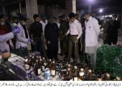 PFA unearths a fake carbonated drinks factory in late night raid