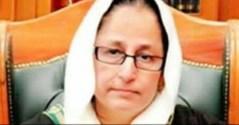 Justice Tahira Safdar becomes first woman CJ