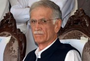 NAB approves probe against minister defence Pervaiz Khattak
