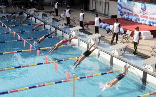 Inter-School Age Group Swimming Championship concluded
