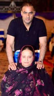 Abid Sher Ali mother passed away