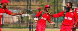 Maldives Cricket Team tour to Pakistan