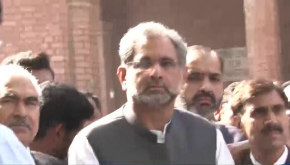 PTI government may not be completed its tenure : Shahid Khaqan Abbasi