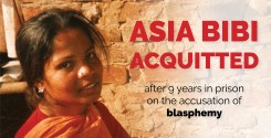 Asia Bibi fly to Holland after releasing from Multan jail