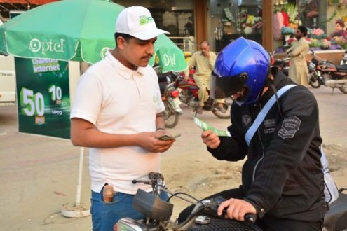 PTCL transformed exchanges in DHA,Guldasht,Gulshan Ravi, Johar Town and WAPDA Town