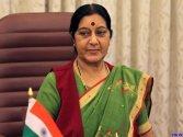 Sushma Swaraj excuses to attend Kartarpur Border opening ceremony
