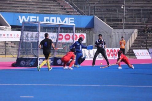 Pakistan President XI beat Nepal 9-0