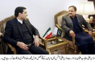 Iranian Consul General called on Punjab Chief Minister Usman Buzdar