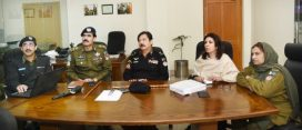 AIG Ops Inam Ghani vows to bridge gap between media and police