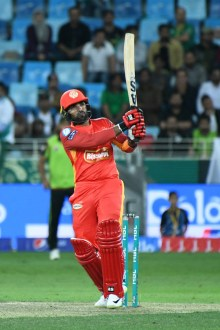 Asif Ali hammered Lahore Qalandar in the opening match of PSL 4