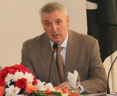 Pakistani students to study in Russia : Consulate General Adnrey G. Fesyun