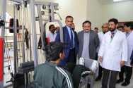 CM Usman Buzdar inaugurates drug addiction center at PIMH