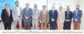 Hailey College of Banking & Finance celebrated Insurance Day