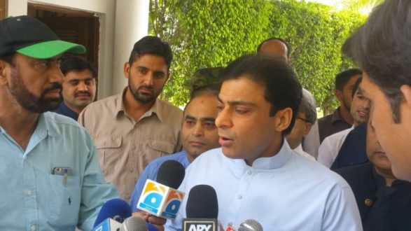 Hamza Shahbaz lashes govt on price hike