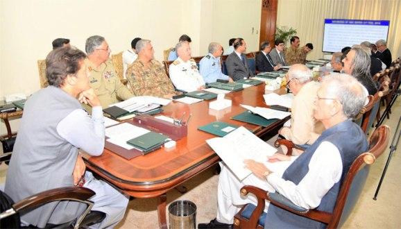 Pakistan shall continue its efforts towards regional peace