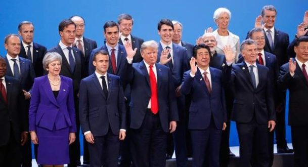 G20 Summit will be held on June 28 in Osaka, Japan