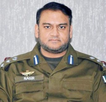 Nasir Mukhtar Rajput appointed as Director (Police Matters) in OPC, Punjab