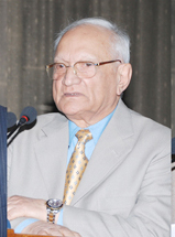 Former VC Punjab University Prof Khairat Ibne Rasa died