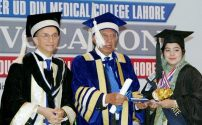 PGMI Convocation ; 175 students awarded with degrees , 65 get medals