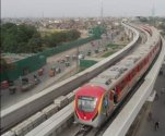 Orange Train Lahore will be operational in October : CM Punjab