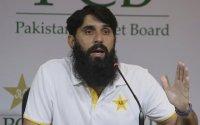 Misbah ul Haq dismayed upon National Team performance