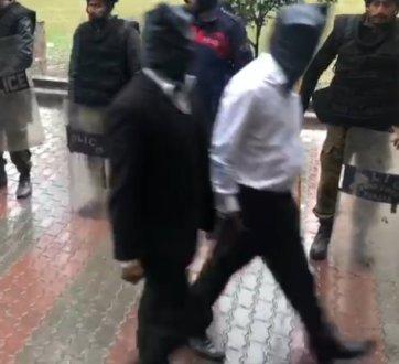 ATC sent the lawyers to jail on Judicial remand