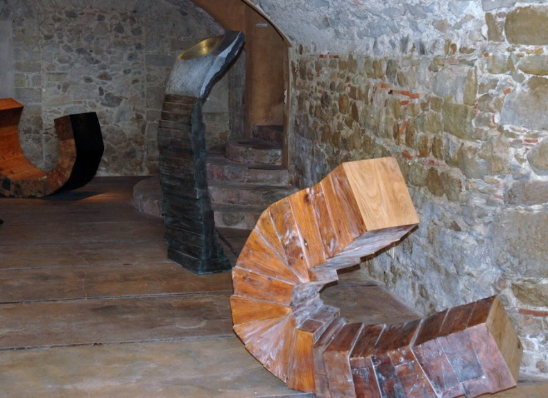 Alfredo Sánchez - Esculturas