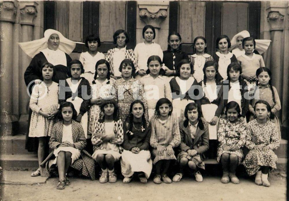 Colegio del Sagrado Corazón - Año 1934