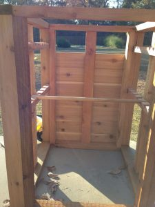 Cedar-smokehouse-construction-4