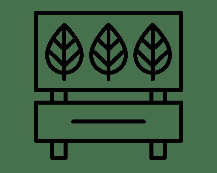 Planificador de huerto en casa