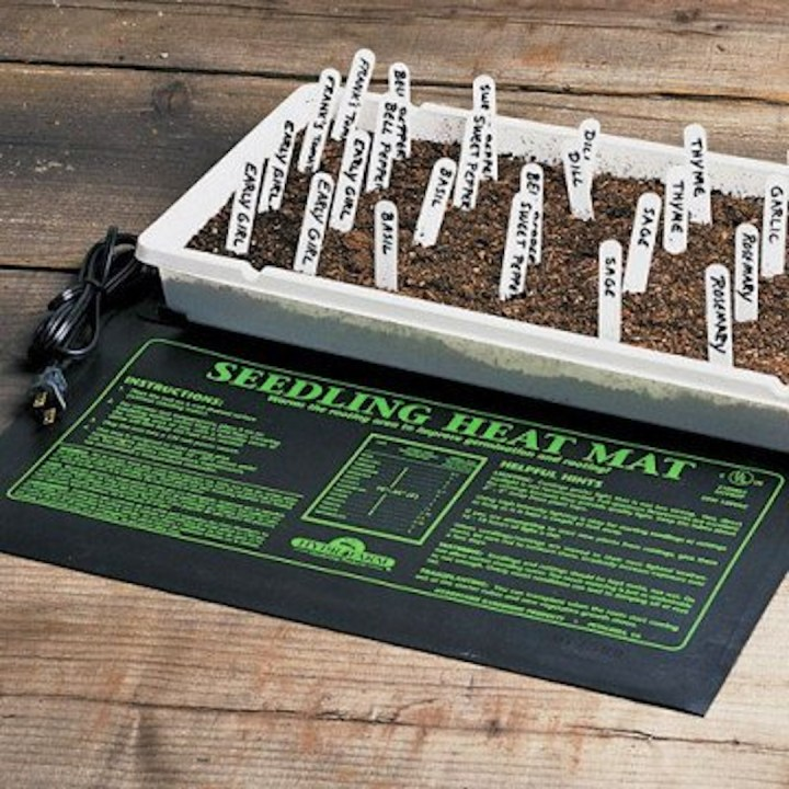 Heat Mats Are They Really Necessary for Sowing Seeds  Laidback Gardener