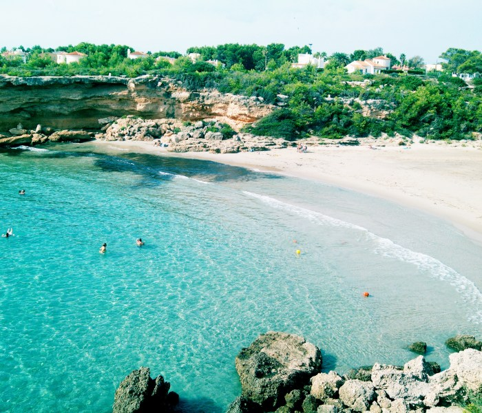 Costa Dorada – Idyllic sand beaches