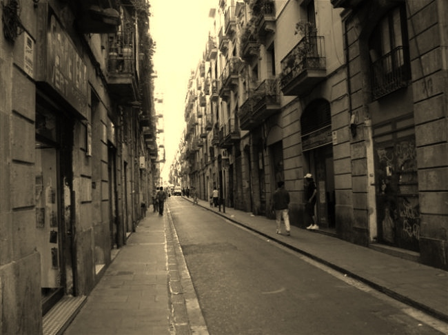 Street of horror – the home of a serial killer