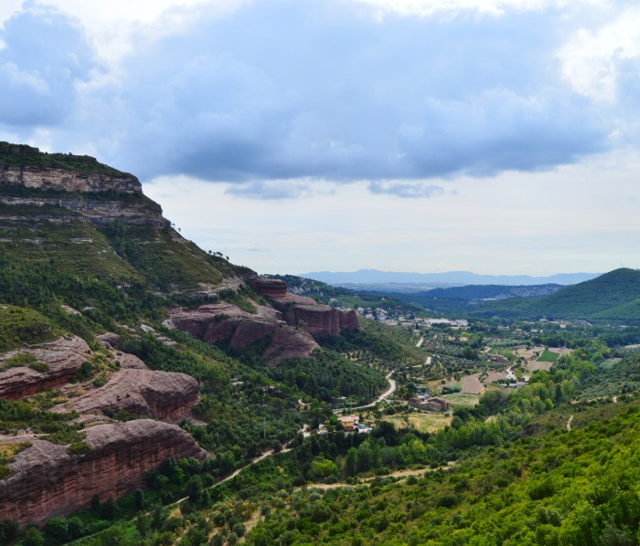 Sant Miquel del Fai – a worthwhile daytrip from Barcelona