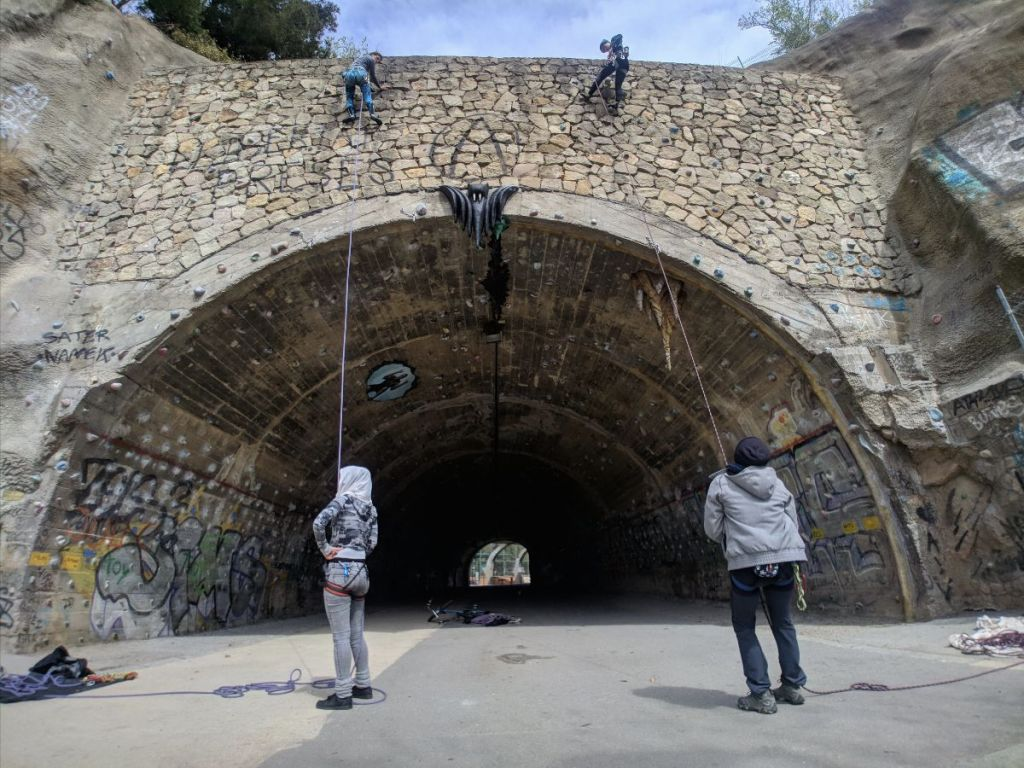 Foixarda tunnel