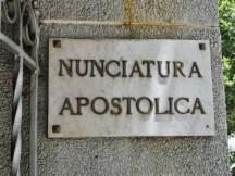 Nunciatura apostólica en Caracas.