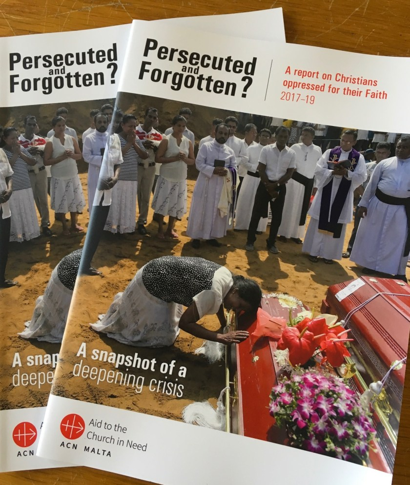 20191203 - ACN - Persecuted and Forgotten