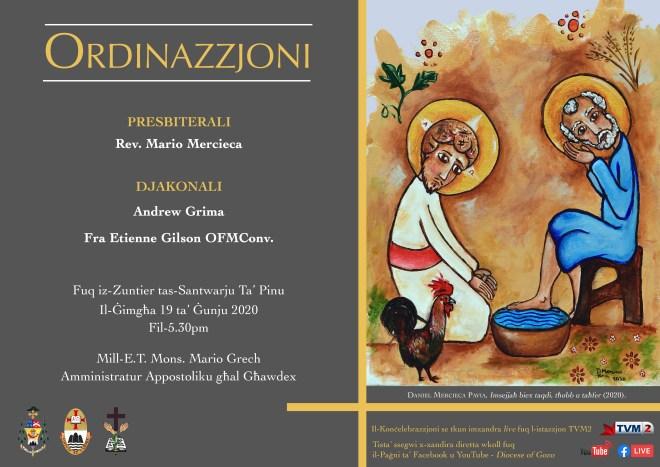 Il-Poster tal-Ordinazzjoni