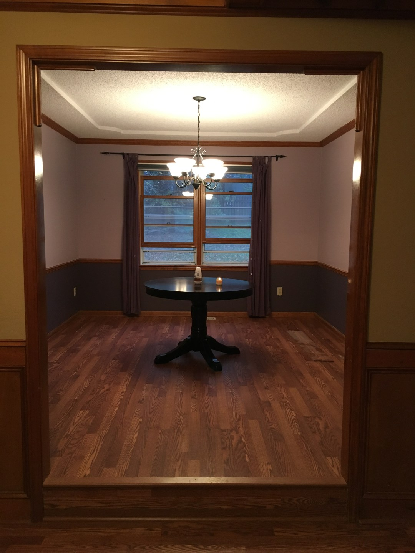80's Dining Room