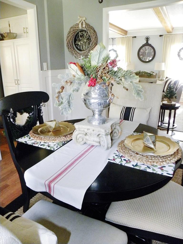 Our Homes for the Holidays - Laila Belles Christmas Decor - Blog Hop