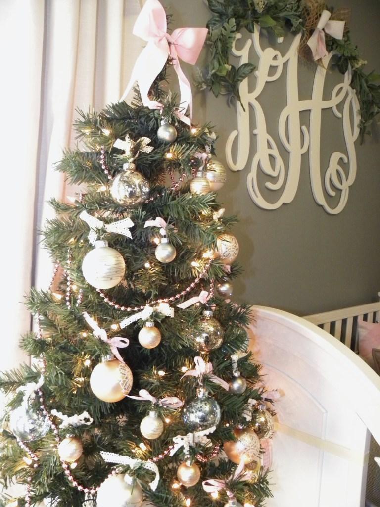 Laila Belles Christmas - Baby Girl Room