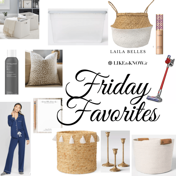 "Friday Favorites - My Recent ""Nesting"" Favorites"