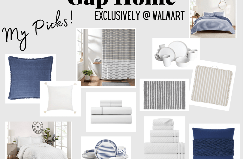 Gap Home - My Picks Exclusively at Walmart